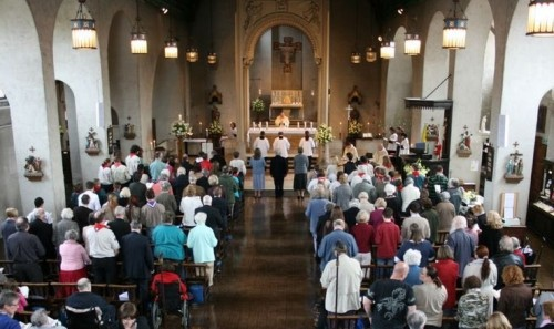 misa en escandinavia