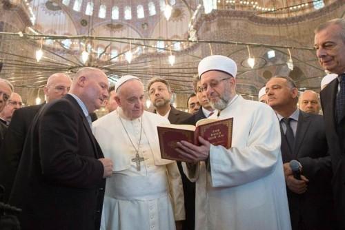 mufti le lee a francisco el coran en turquia