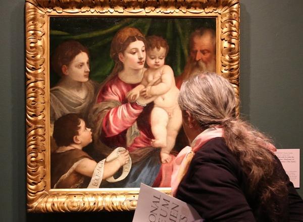 Excepcional exposición de obras de artistas famosos sobre la Virgen María para ver por internet