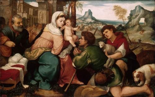 pastores adorando a jesus