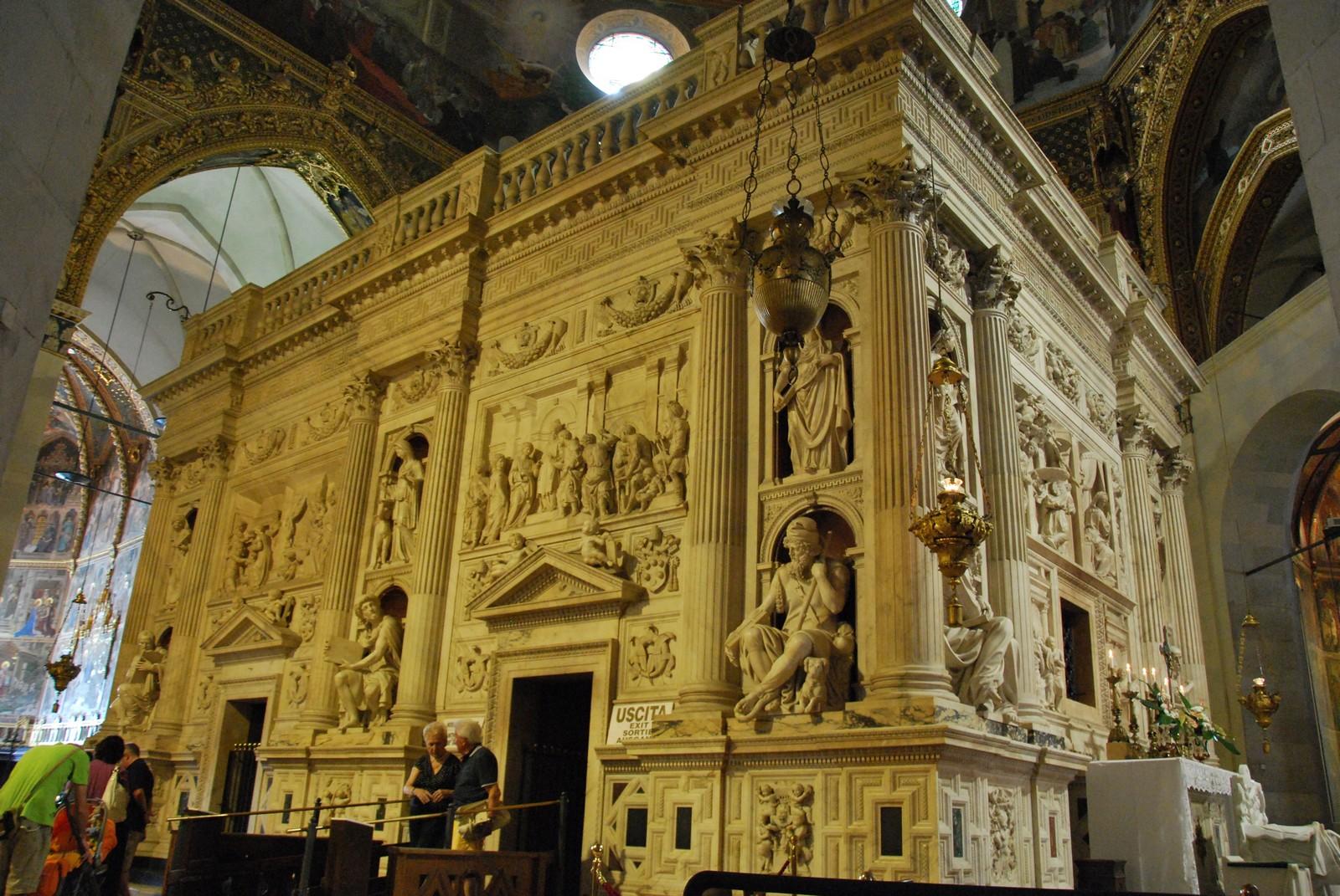 Nuestra Señora de Loreto, la de la Casa de Nazaret, Italia (10 dic)