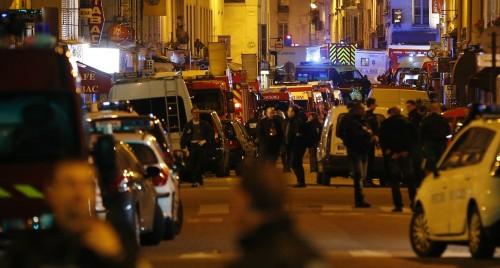 terrorismo en paris fondo