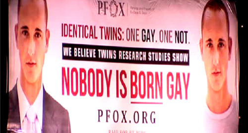 valla nadie nace gay