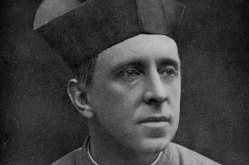 Monsignor benson