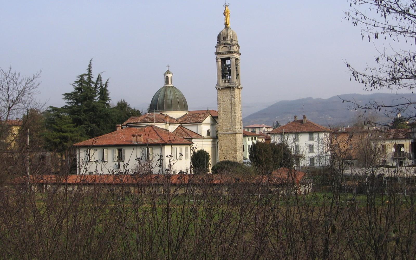 Virgen de las Rosas de Albano, Aparición que se había olvidado, Italia (3 ene,  30 may)