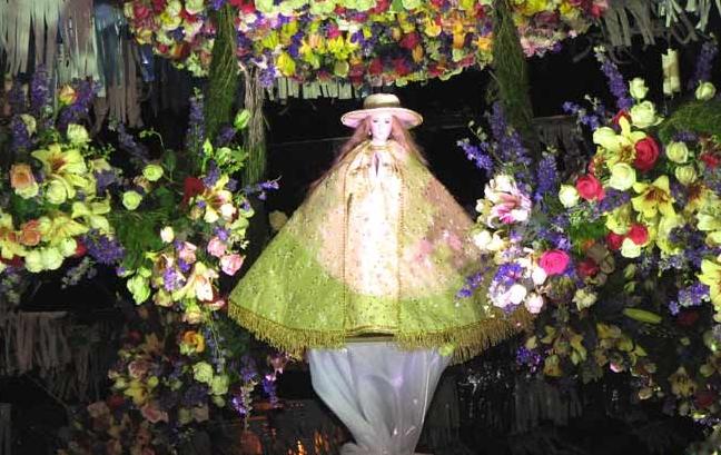 Virgen del Sagrario de Tamazula