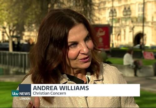 andrea williams christian concern