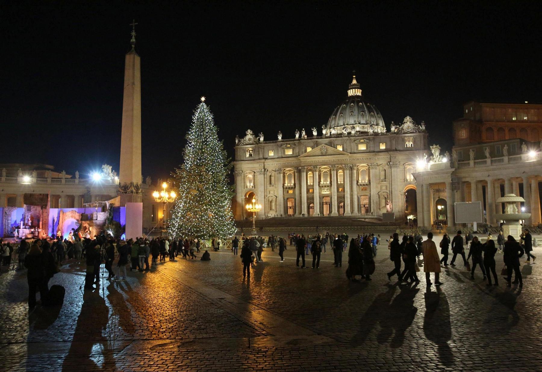 Fiesta del Nacimiento de Jesucristo hace 2000 años: Navidad (25 dic)