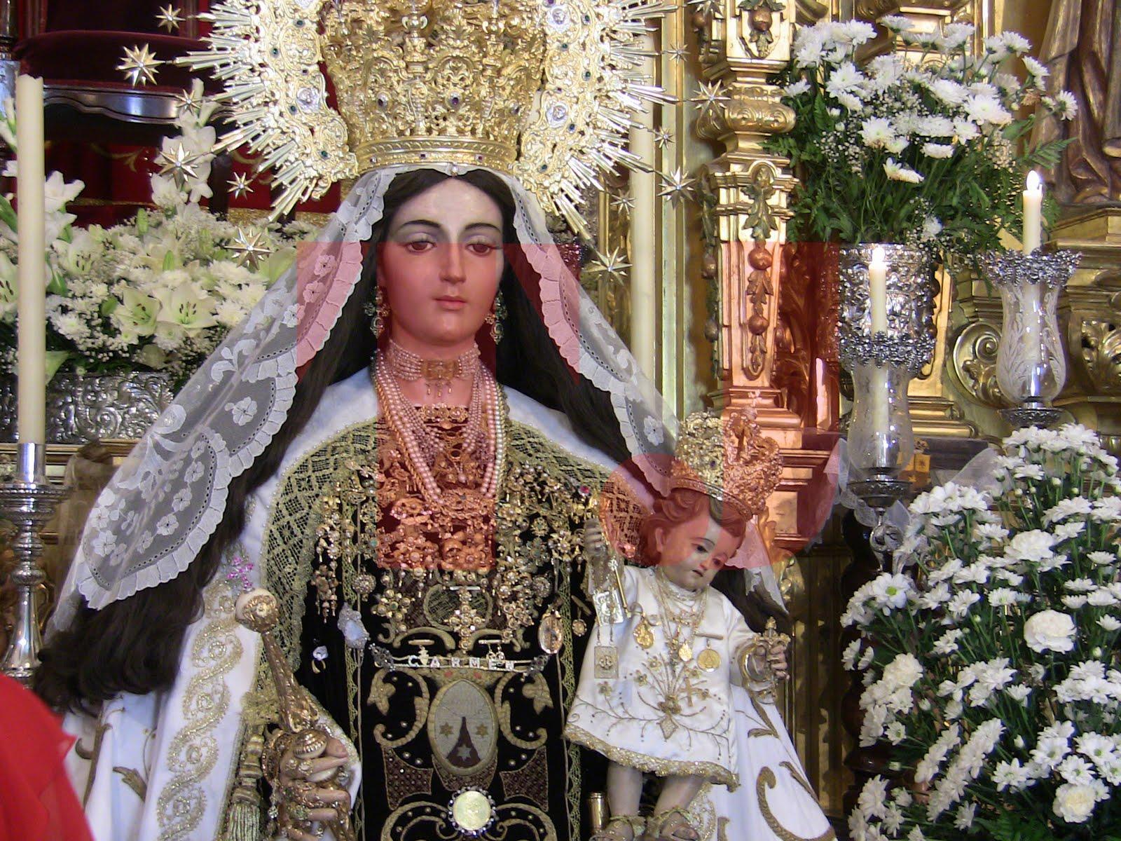 Nuestra Señora del Carmen de Rute, la de los Grandes Festejos, España (13 feb)