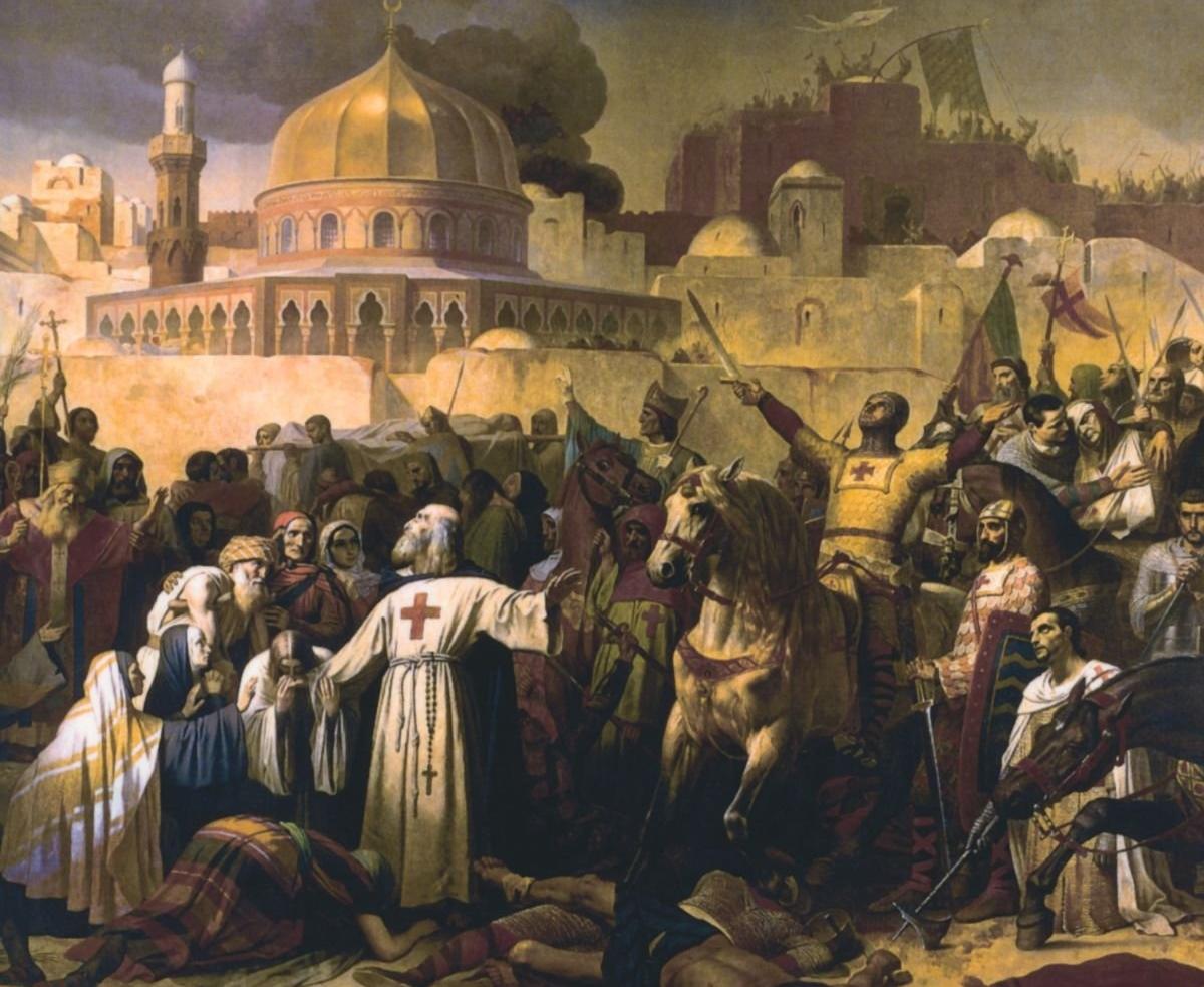 ¿Cómo Enfrentó la Cristiandad la Agresión Islámica en la Edad Media?