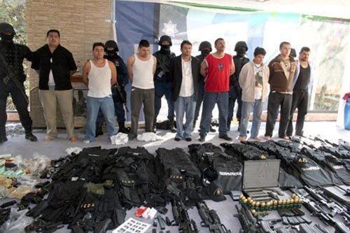 los_narcos en argentina