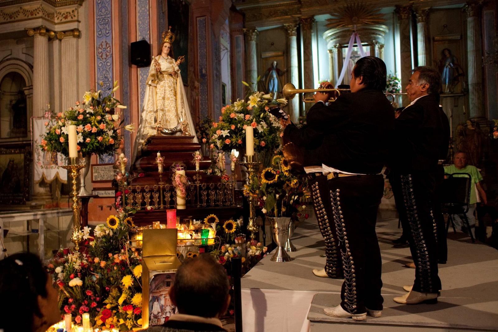 Advocaciones Mexicanas de la Candelaria, fruto de la Colonización (2 de febrero)