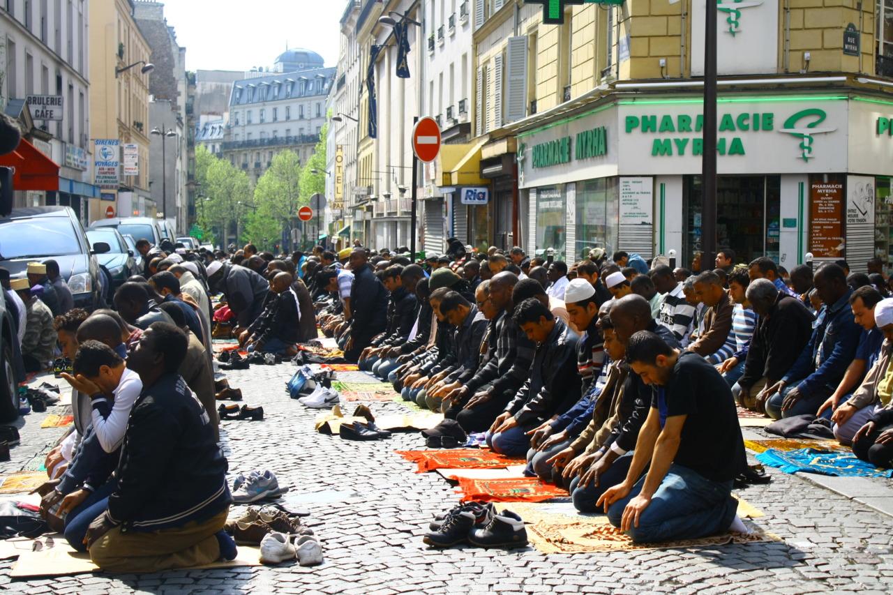 La Conquista Musulmana de Europa se está Haciendo por las Zonas No-Go