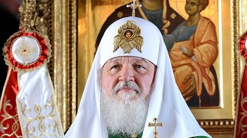 patriarca ortodoxo ruso kirill