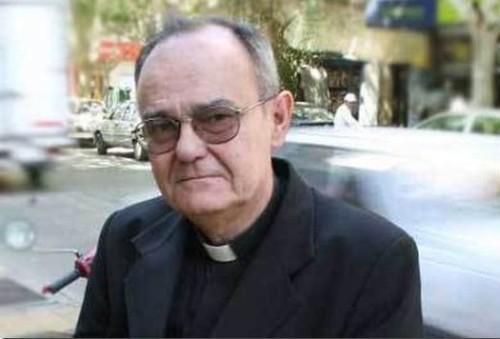 Monseñor Juan Claudio Sanahuja