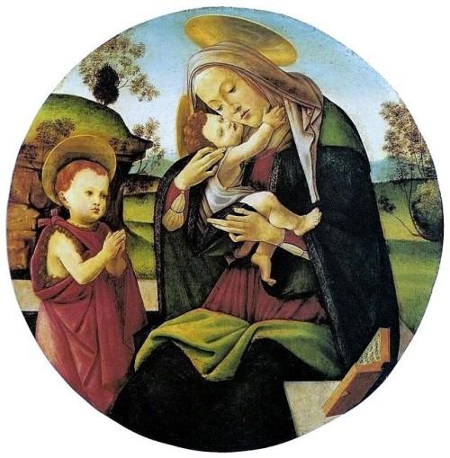 Sandro_Botticelli_-_Virgem_com_o_Menino_e_São_João_Batista_Criança