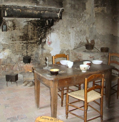 cocina del presbiterio de ars