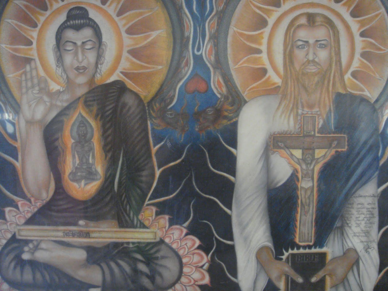 Por qué el Cristianismo tiene Diferencias insalvables con el Budismo