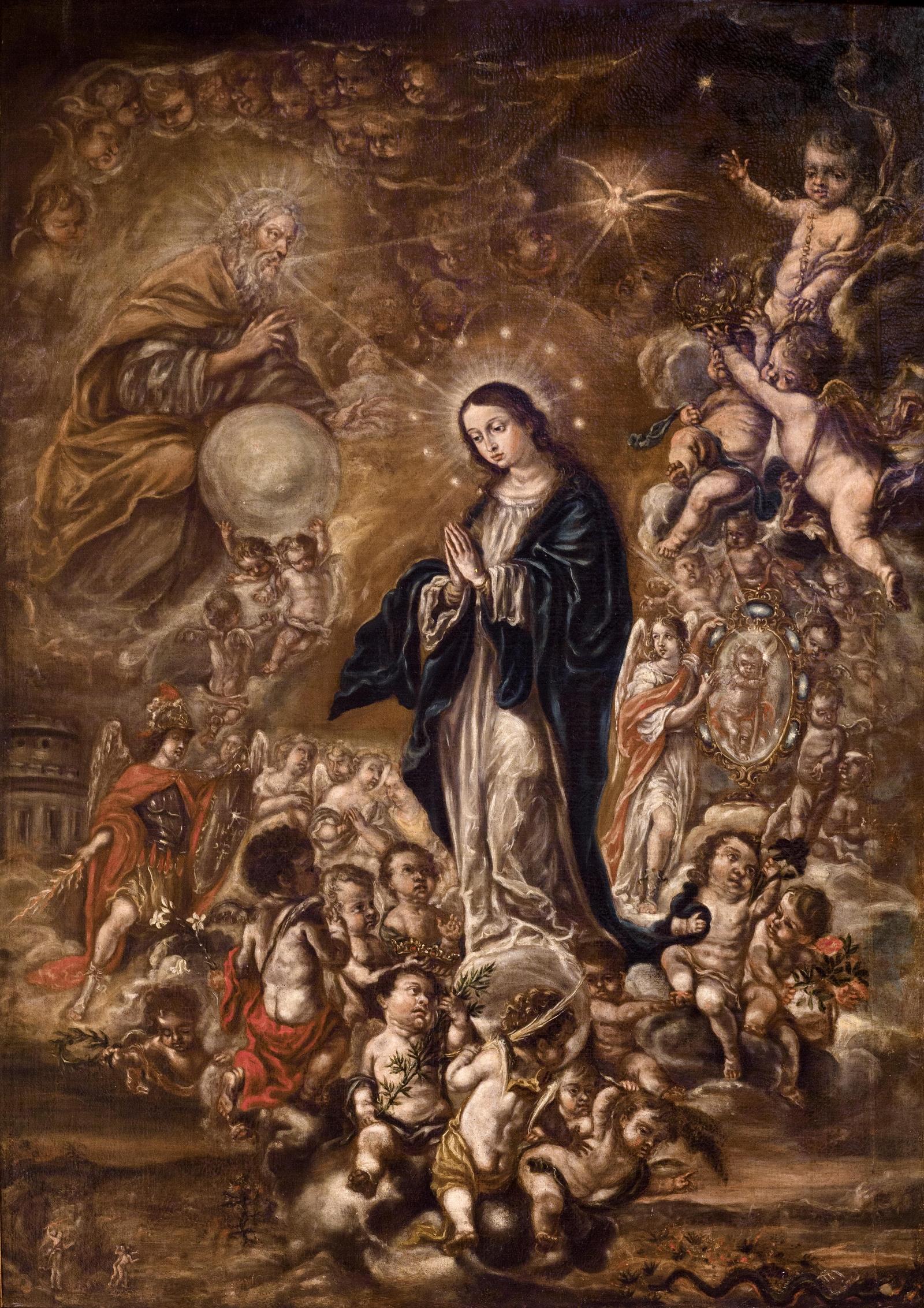 Cómo llegó la Iglesia Católica a Promulgar la Inmaculada Concepción de María