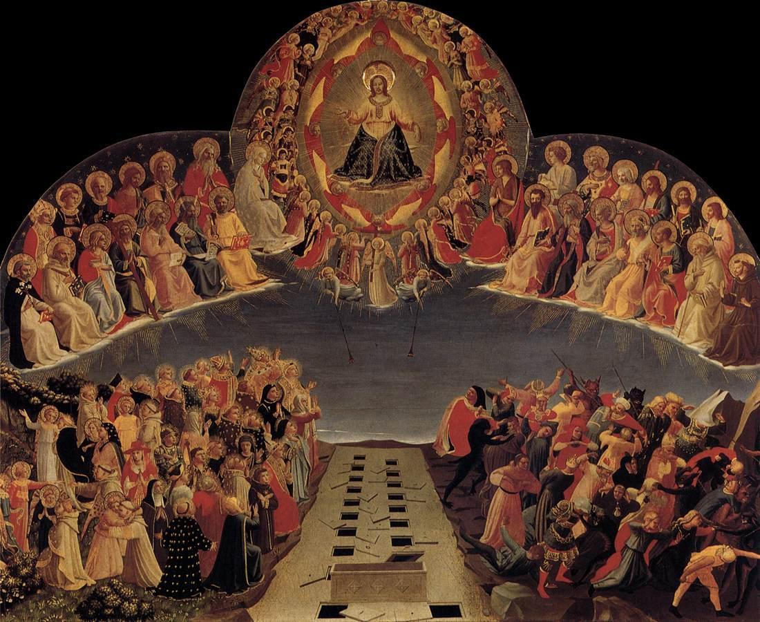 Resultado de imagen para ¿Qué es el Juicio Final después de la Muerte?