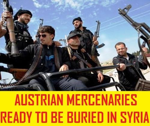 mercenarios de austria en irak