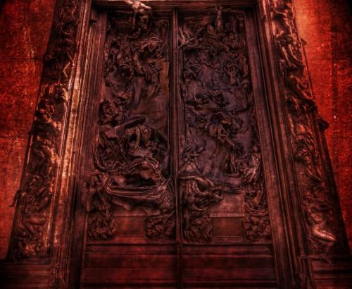 puerta del infierno fondo