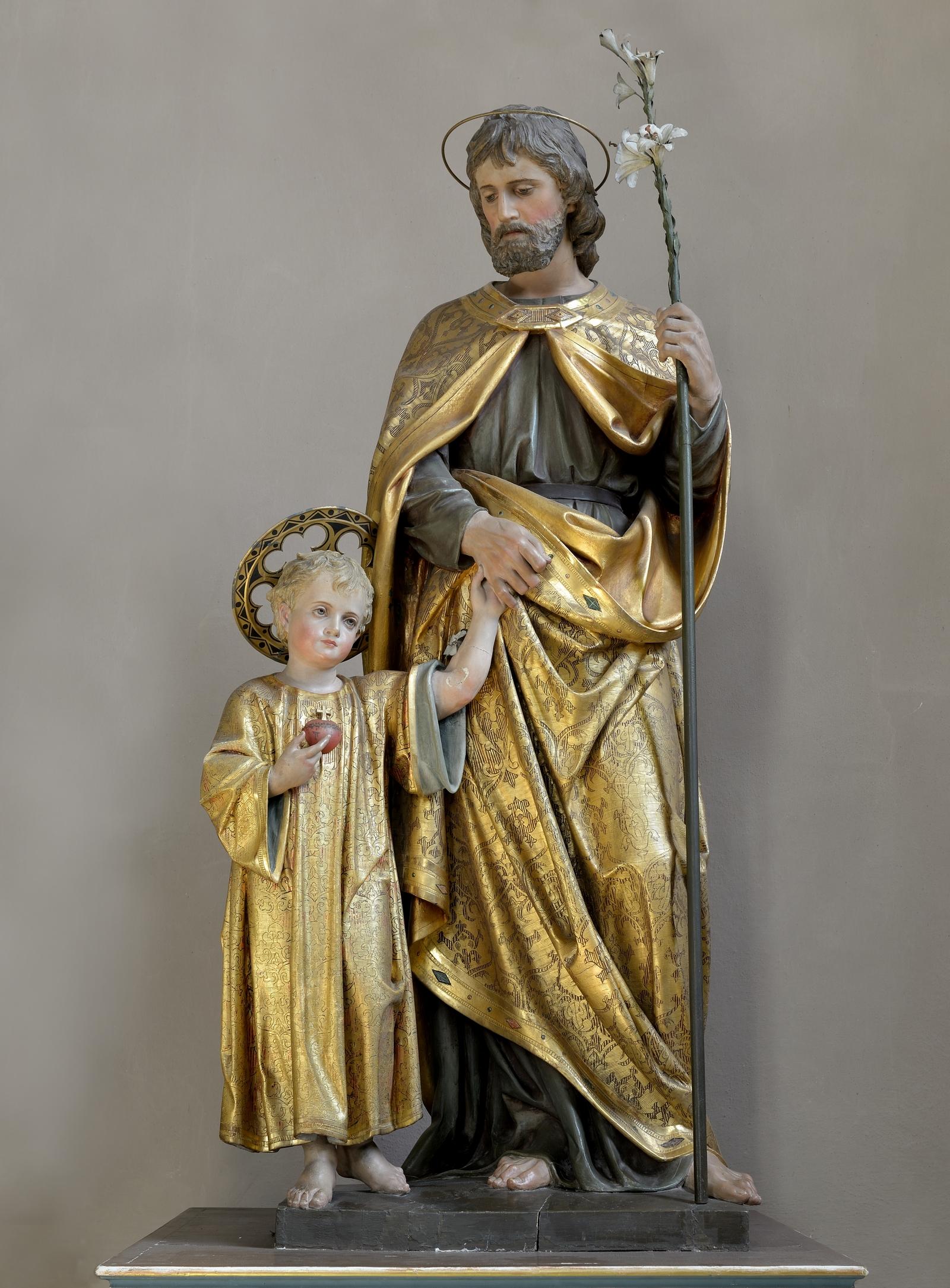 La Poderosa Novena a San José [el santo más importante de la Iglesia]