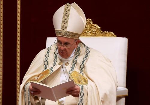 Convocación Jubileo Misericordia por el papa francisco fondo