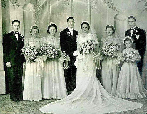 boda antigua