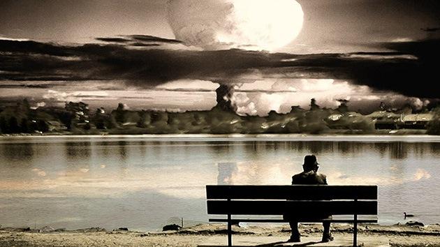 estalla una bomba nuclear