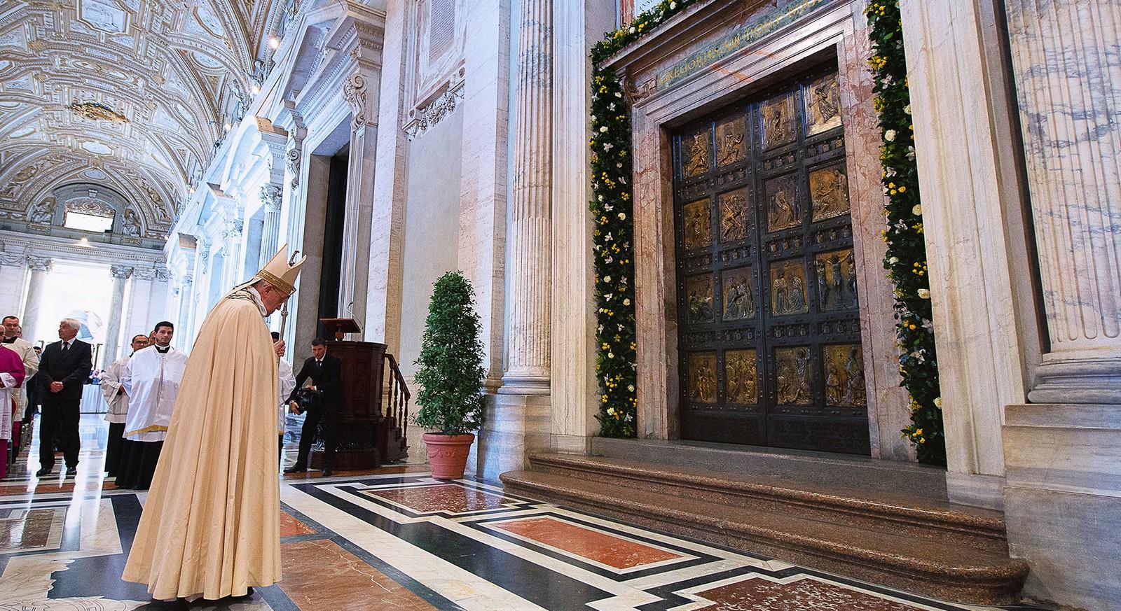 El Papa Francisco Explica lo que Quiere en el Año Jubilar de la Misericordia