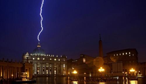rayo vaticano