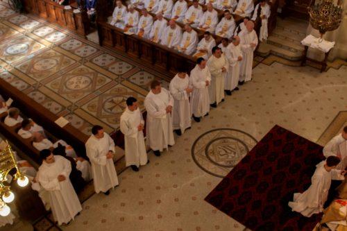 Ordenación de sacerdotes de Maynooth