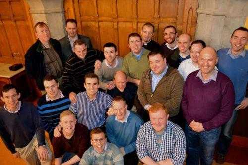 Seminaristas de Maynooth