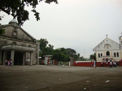 dos iglesias filipinas