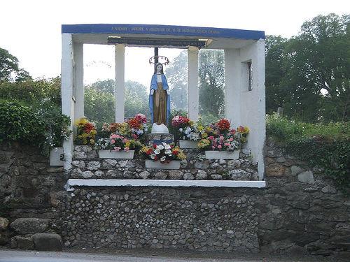 gruta mariana irlanda