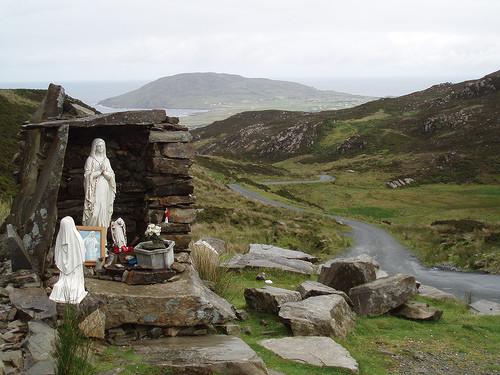 inishowen estatua irlanda