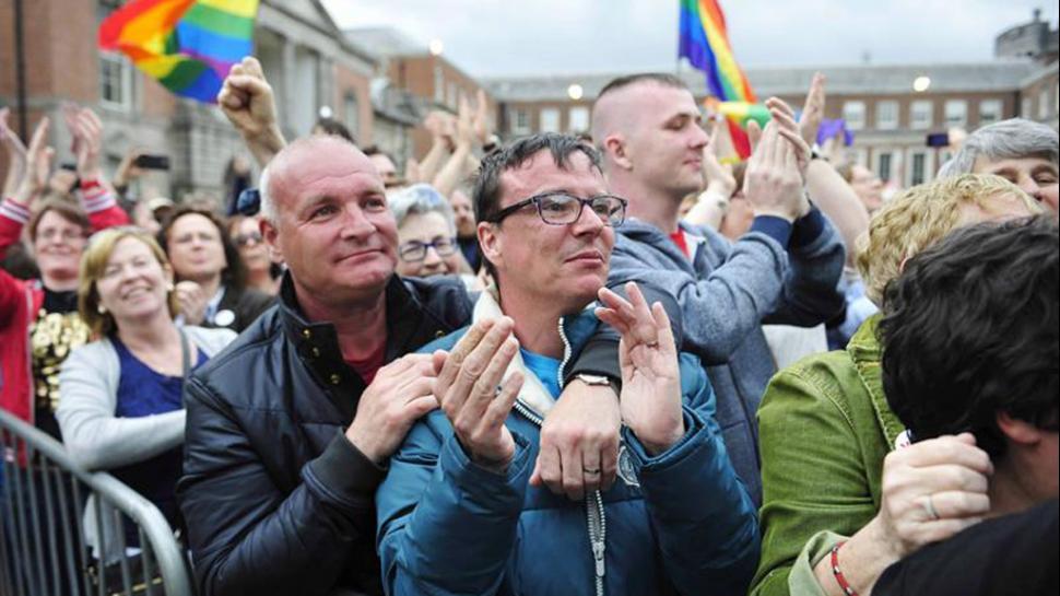 Matrimonio Gay Católico : Por que los catolicos de irlanda votaron aprobando el