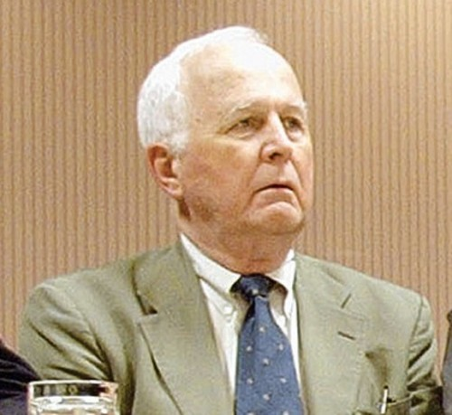 Dr Paul McHugh