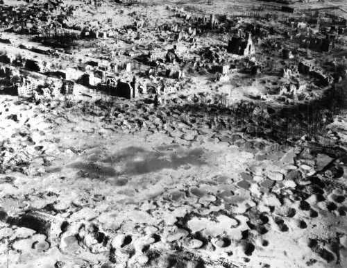 alemania destruida en 1945