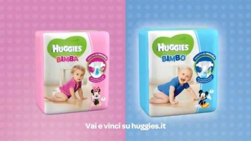 huggies bimbo e bimba