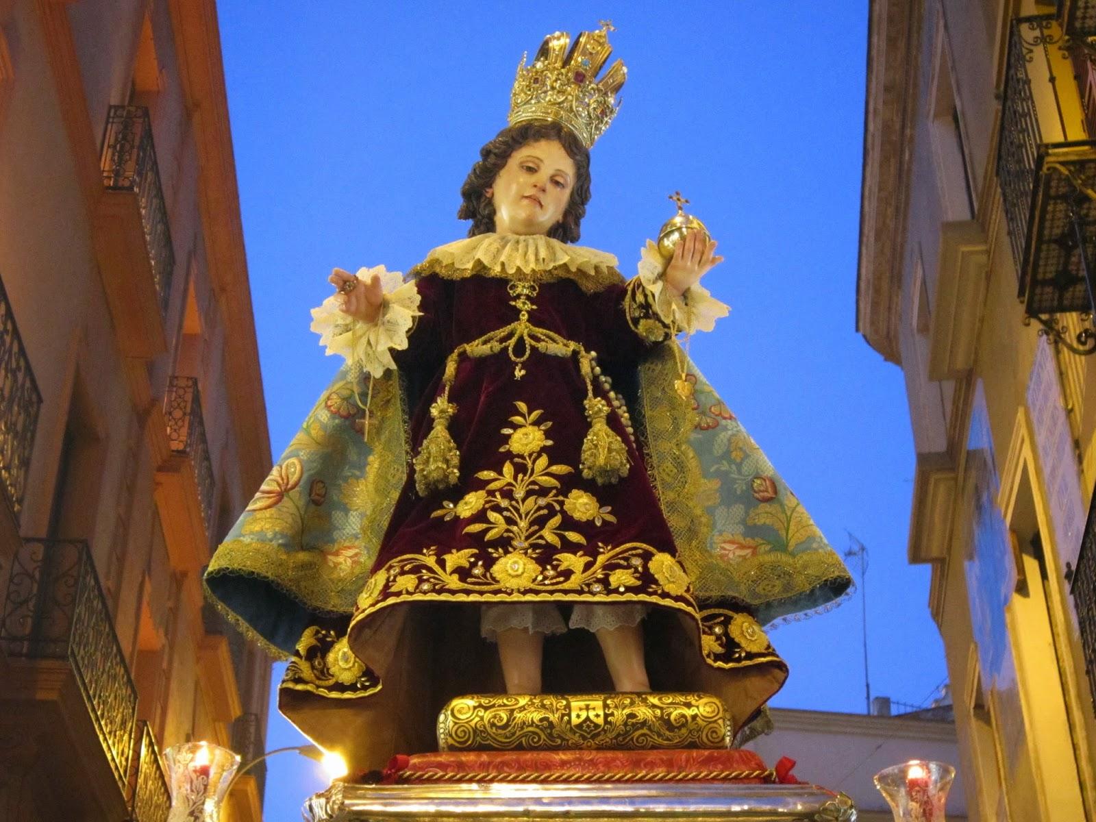 El Milagroso Niño Jesús de Praga en Santa María de la Victoria, Rep. Checa (14 ene, 1er dgo jun)