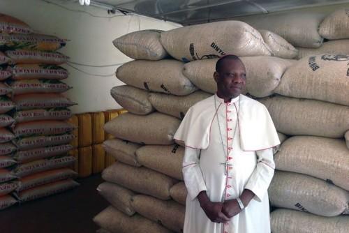 obispo Oliver Dashe Doeme de Maiduguri Nigeria