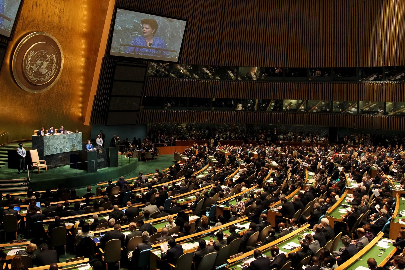 El Oscuro Gobierno Mundial Paralelo que Descubrió un Enviado del Papa en la ONU