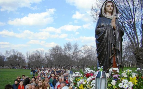 procesion virgen dolorosa prado nuevo
