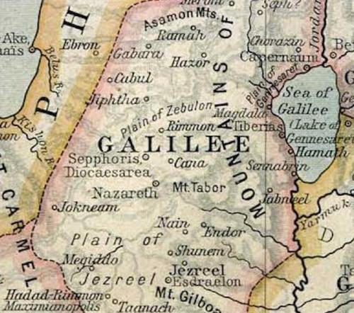 Galilea Antigua