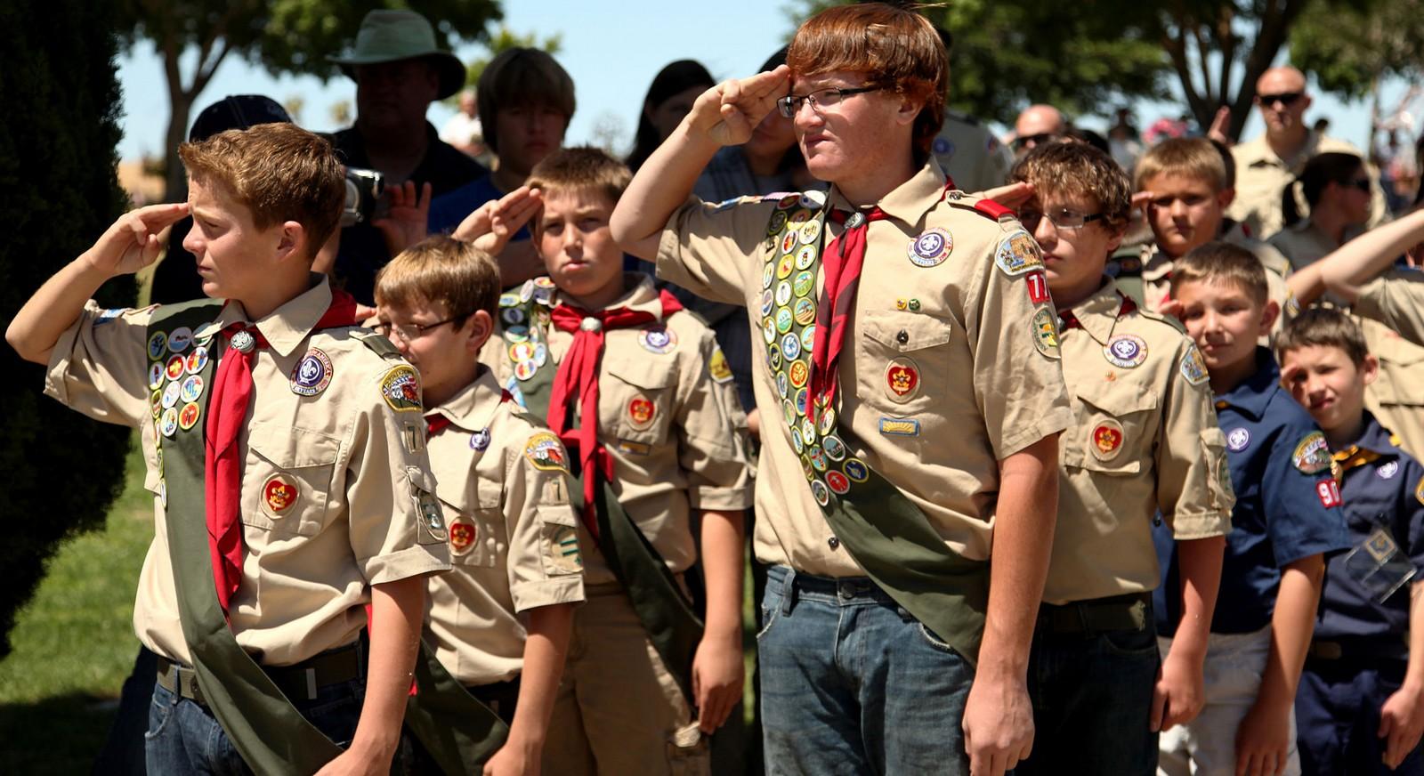 La Apertura Completa hacia la Homosexualidad llega ahora a los Boy Scouts