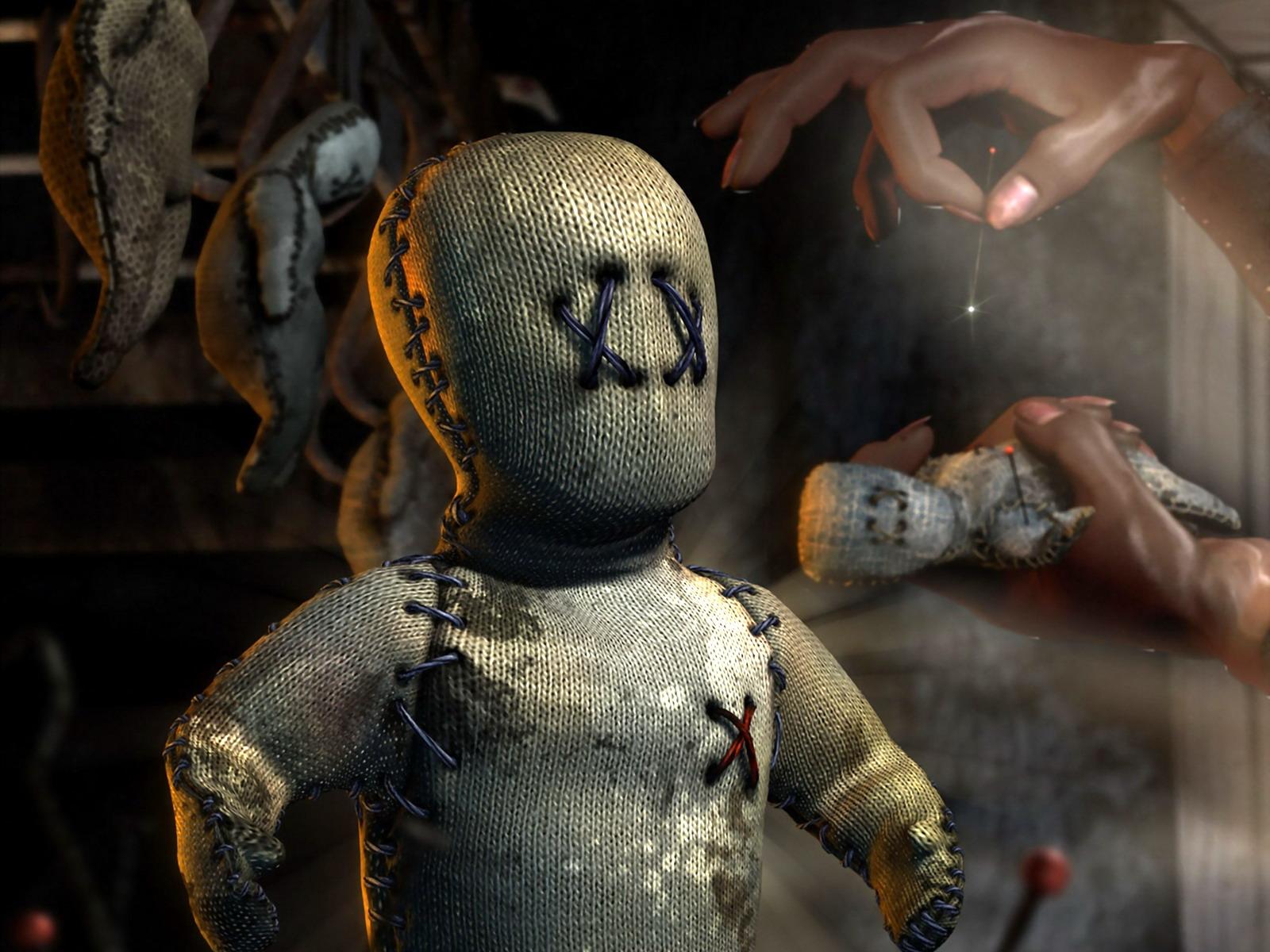 Как сделать куклу вуду своими руками: инструкция и фото 84