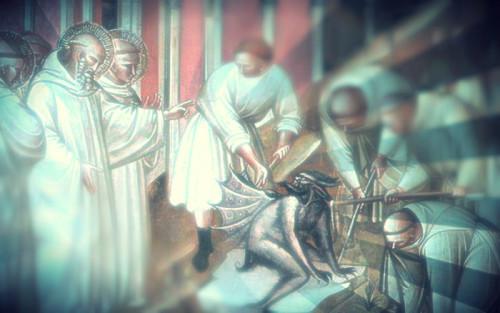 milagro exorcista de san benito