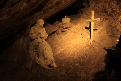 san benito en monasterio de subiaco fondo